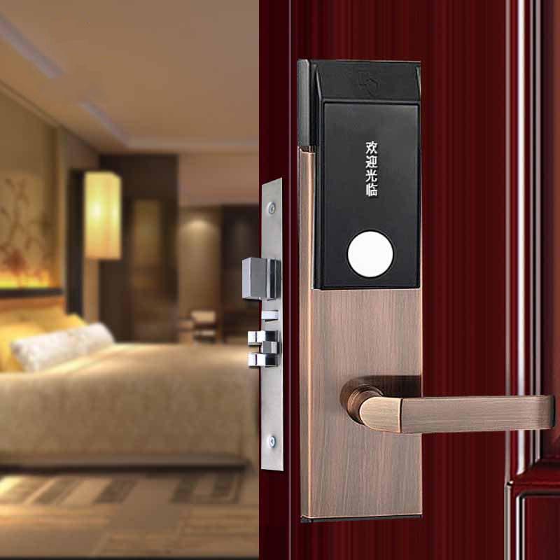 到哪购买品牌好的酒店客房门禁系统_太原有限电视安装