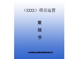 可研报告编制-兰州锦志美玲文化传播专业提供报告撰写