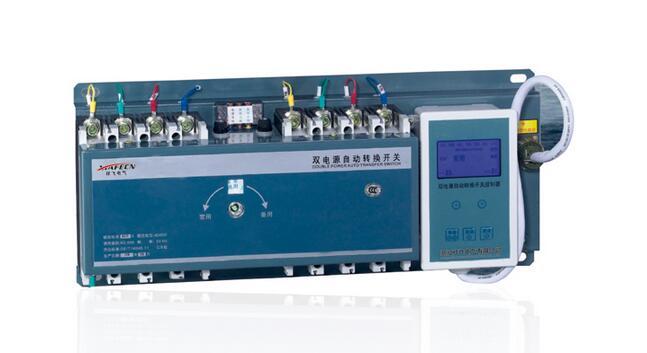 XFQ2-100(CB级)智能型双电源开关生产厂家_温州高性价智能型双电源开关品牌推荐