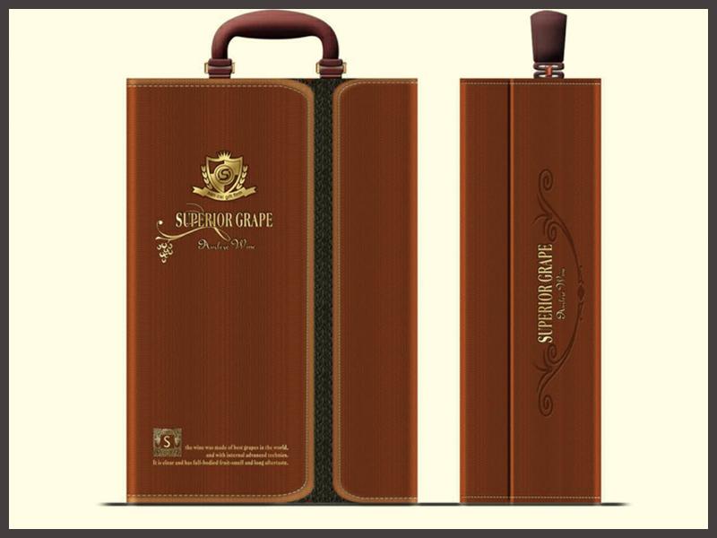 山西红酒包装定制-葡萄酒包装那家做的质量有保证