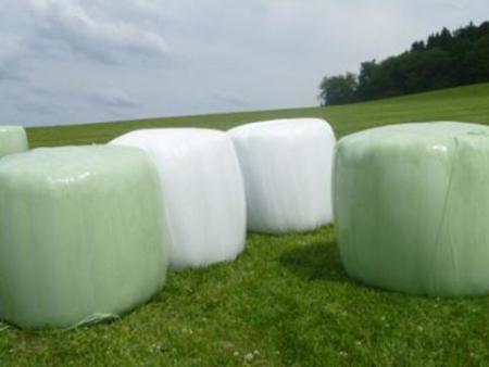 山东牧草缠绕膜厂家揭秘青贮饲料须用牧草缠绕膜原因!