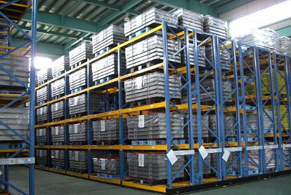 哈尔滨仓储货架-选好用的仓储货架,就到沈阳倍力耐仓储物流设备
