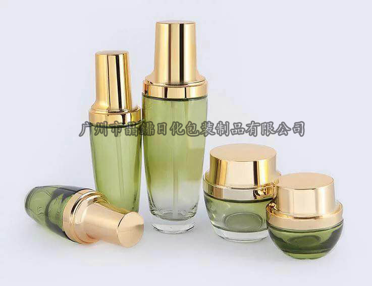 专业生产化妆品包装瓶厂家,广东高档玻璃瓶子厂家