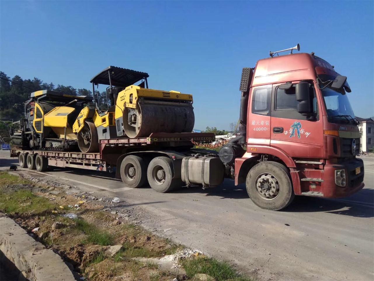 恩施大件物流运输公司――[荐]漳州专业的大件物流运输公司