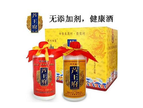 千龙万凤商贸有限公司供应划算的芦王府芦荟露酒 无添加剂的酒哪里有