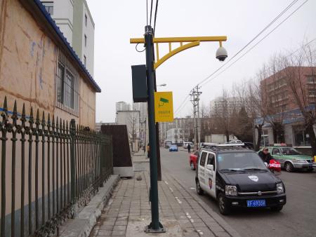 大连监控杆价格_辽宁有口皆碑的监控杆公司