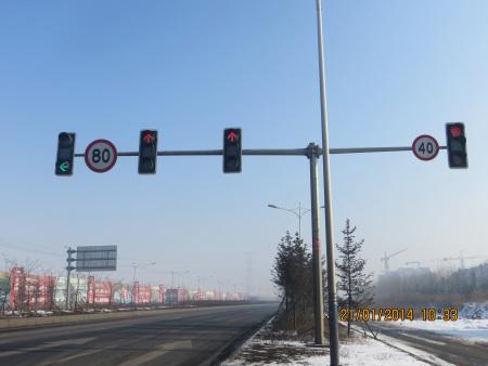 信号灯杆厂家|辽宁实力可靠的信号灯杆经销商