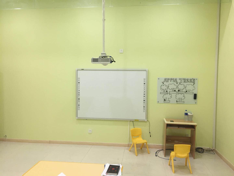 山东昌乐县多媒体教学设备一体机高拍仪白板投影机手写板厂家推荐