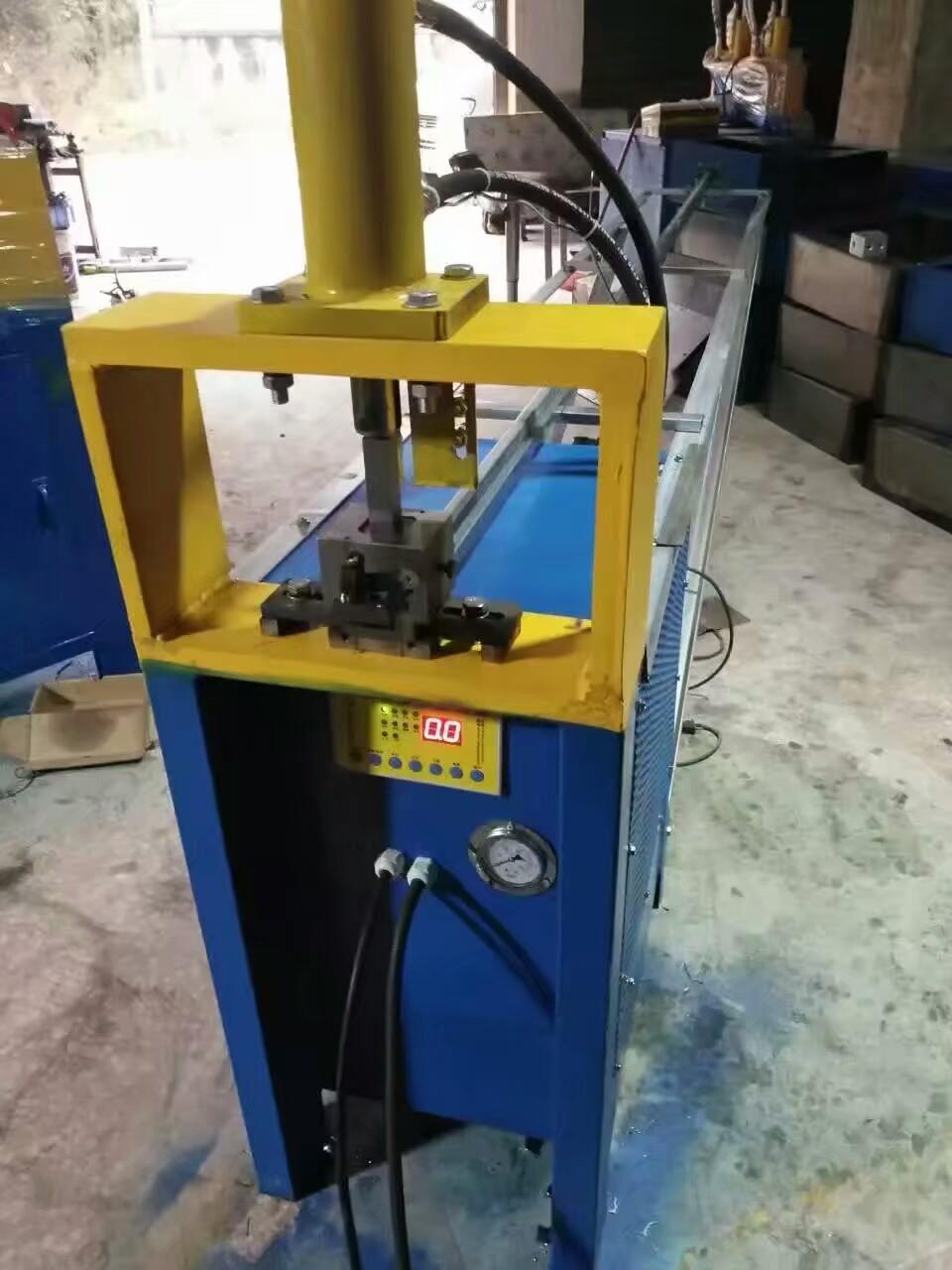 液压半自动加工机器