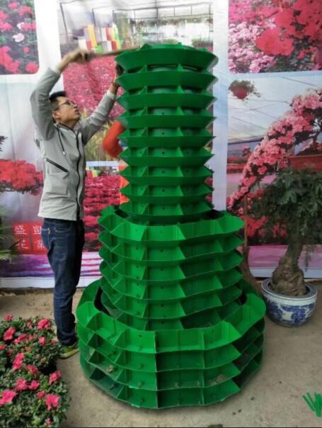 立体花盆推荐-供应湖南口碑好的立体绿化花盆
