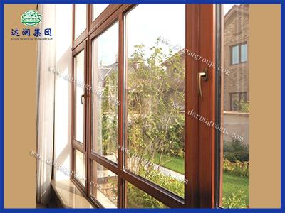 供应山东耐用的烟台铝包木外开窗,烟台铝包木门窗哪家好