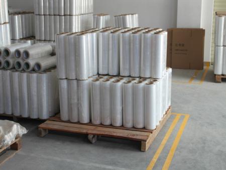 西安缠绕膜定做厂家_买质量有保证的缠绕膜,就到依兰包装