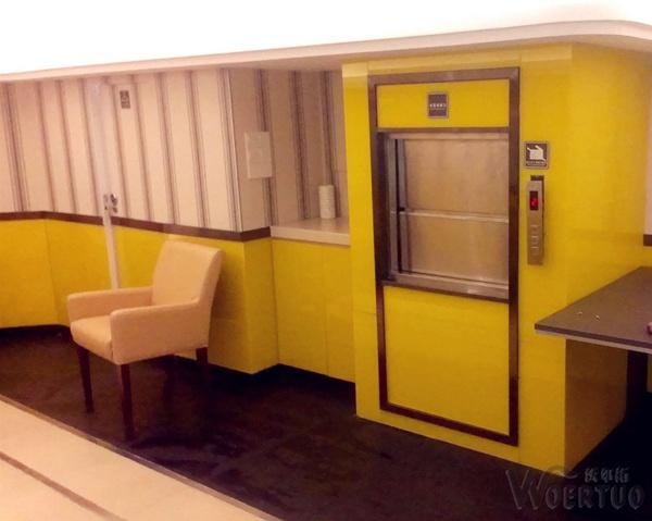 选品牌好的辽宁传菜电梯,就到盘锦富立达,安全的辽宁升降机