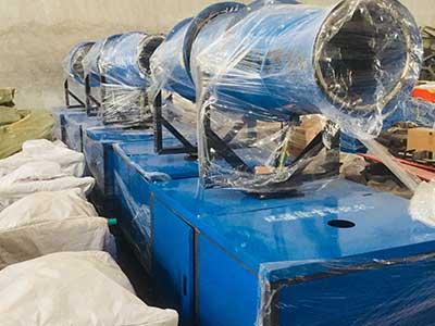 除尘雾炮机厂家-质量标准的除尘雾炮机在哪买