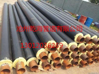 沧州聚氨酯预制直埋保温管大量出售-黑龙江高温发泡