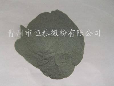 山东供应特种陶瓷原料优质绿碳化硅微粉超细绿碳化硅磨料恒泰微粉