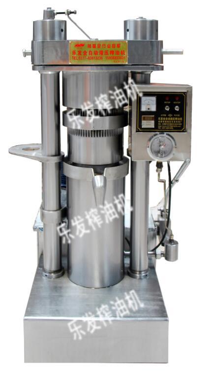 榨油機_樂發廠高質量的全自動液壓榨油機|榨油機