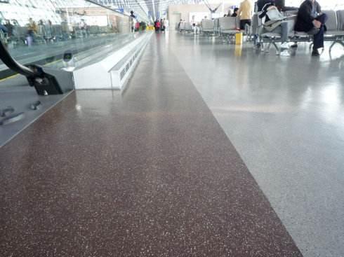 沈阳橡胶地板哪家比较好——橡胶地板施工
