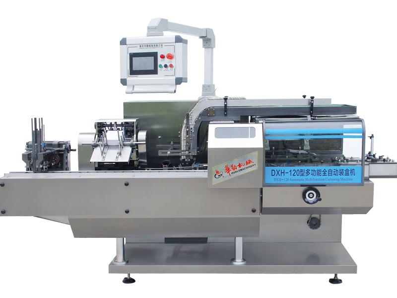 价位合理的多功能装盒机-浙江价格合理的多功能全自动装盒机