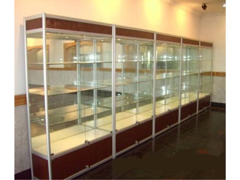 展示柜哪里訂購_各行展示柜的生產銷售