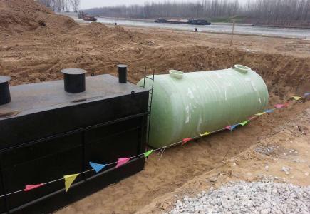 博锐派环保——专业的生活污水处理设备提供商——张掖生活污水处理