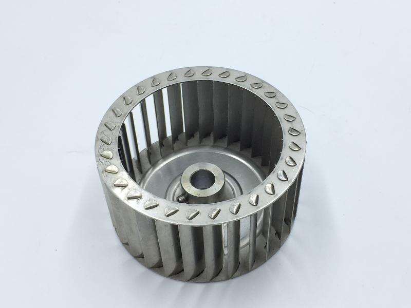 插片不锈钢烤箱风轮100X50不锈钢插片风轮