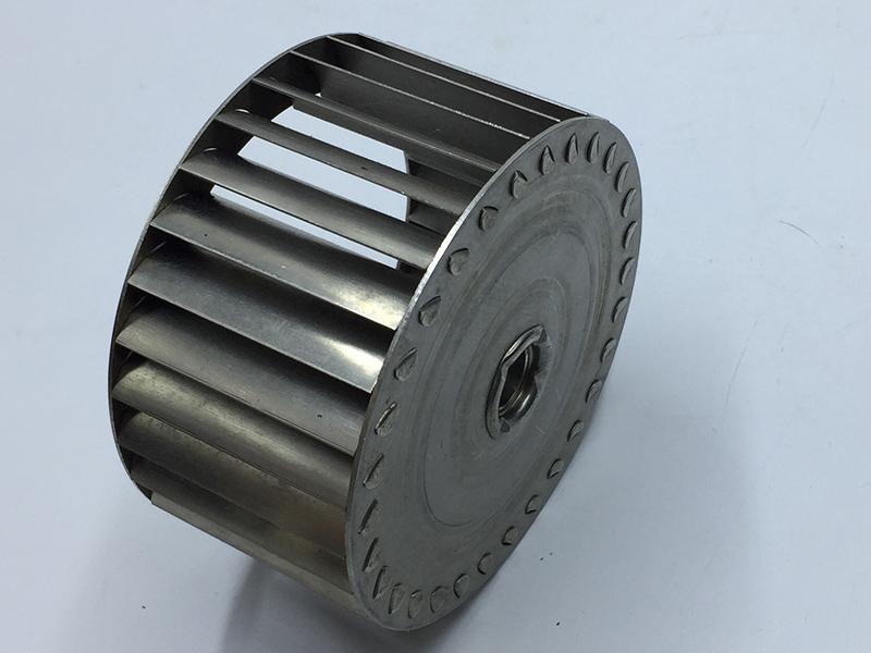 不锈钢双进风轮|肇庆品牌好的离心不锈钢风轮价格