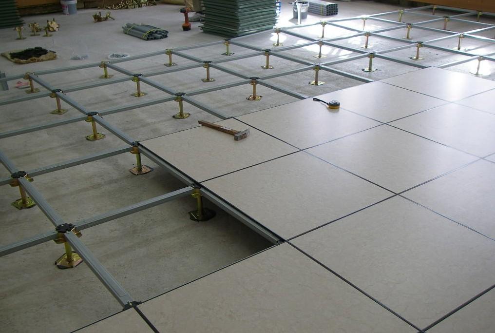 新品防静电地板 湖北全钢防静电地板专业供应商