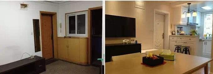 西安称心的二手房翻新服务 旧房翻新装修