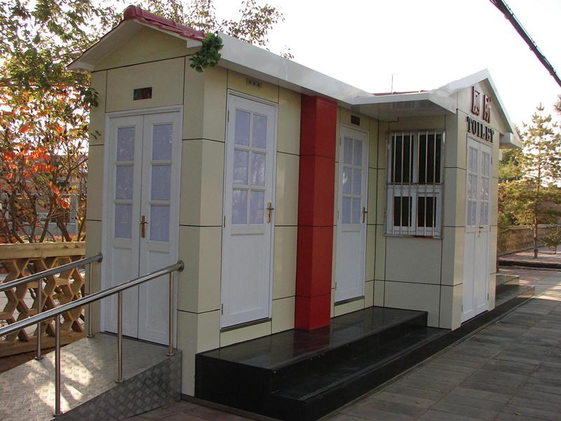 新款节水智能公厕-买耐用的节水智能城市公共卫生间,就来国安城市智能科技