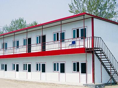 白银彩钢活动房_大量供应各种划算的彩钢活动房
