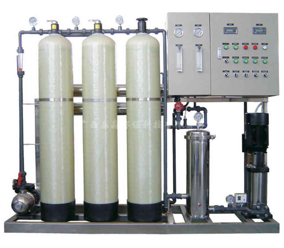 实验室纯水处理设备高效处理多功能_广西专业纯水处理设备厂家