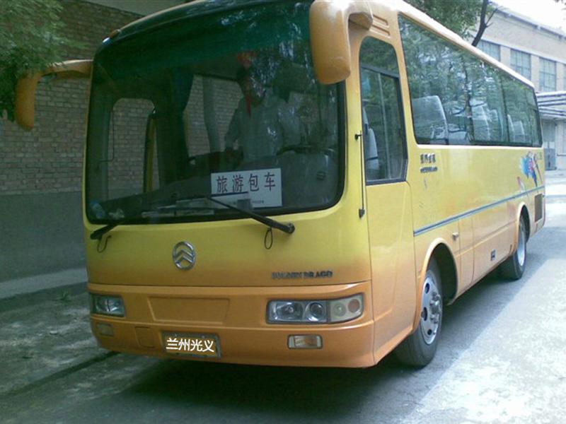 甘肃旅游租车哪家好-找旅游大巴租赁服务就找光义汽车租赁