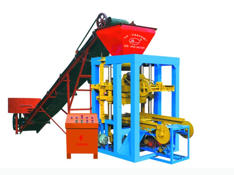 供应山东质量好的砌块成型机-台湾全自动液压砌块成型机