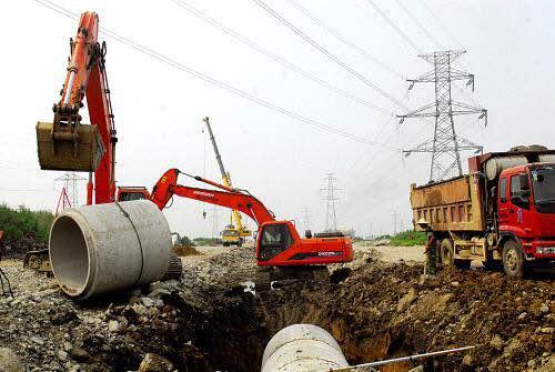 沈阳给排水工程推荐-给排水工程哪里有-新东盛市政工程有限公司