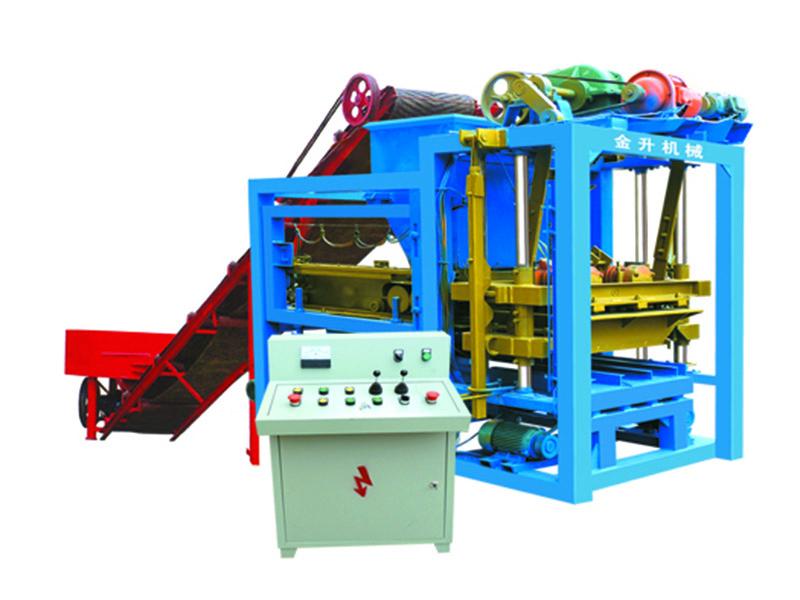 【推荐】金升机械厂供应砌块成型机-河北全自动砌块成型机