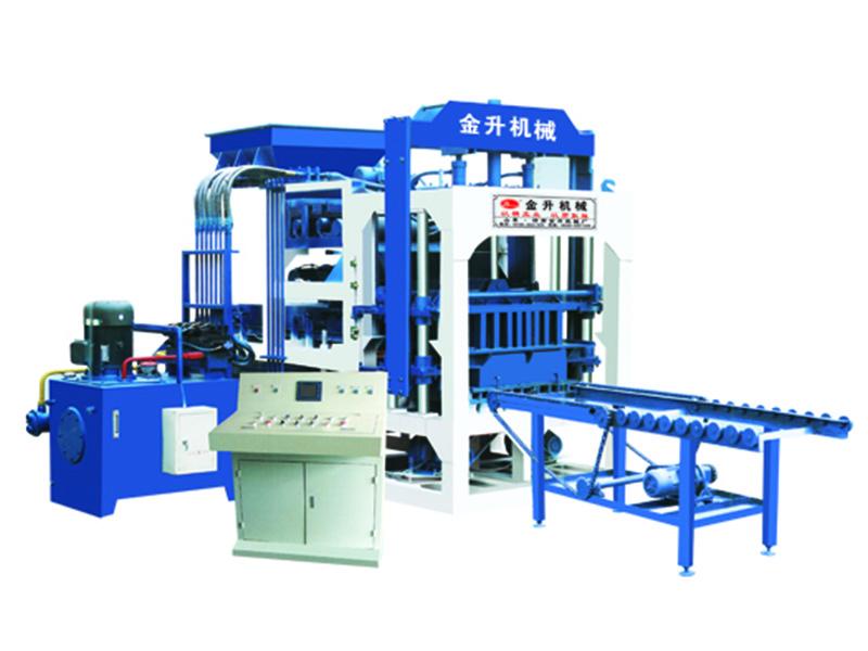 山东全自动砌块成型机-【推荐】金升机械厂供应砌块成型机