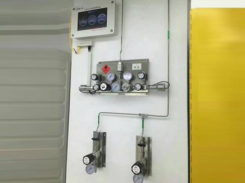 甘肃气体管道工程|陕西可靠的实验室气路工程公司