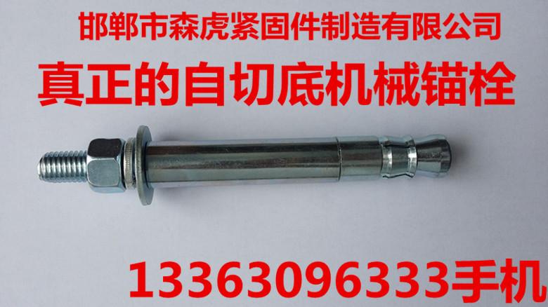 自切底机械锚栓-邯郸哪里有卖价格优惠的-自切底机械锚栓