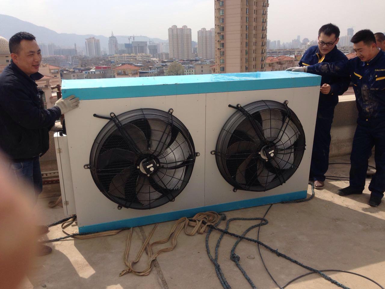 制冷设备钎焊接头常规钎焊工艺