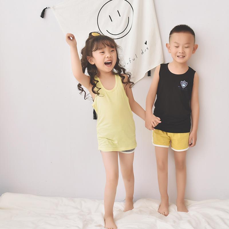 青岛童装背心定制批发出售|济南童装背心批发