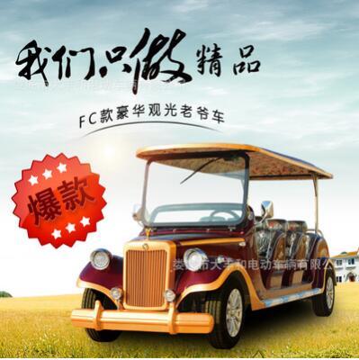 市场上畅销的电动老爷车专卖店——吉林电动老爷车
