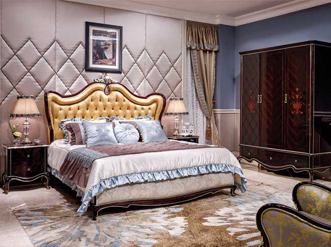 意式轻奢家具