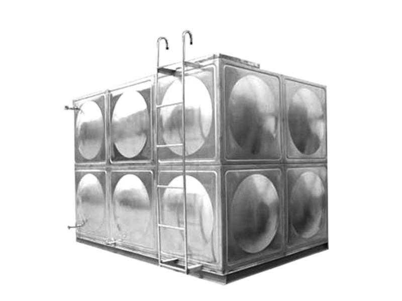 临夏不锈钢保温水箱工程 甘肃不锈钢水箱生产厂家
