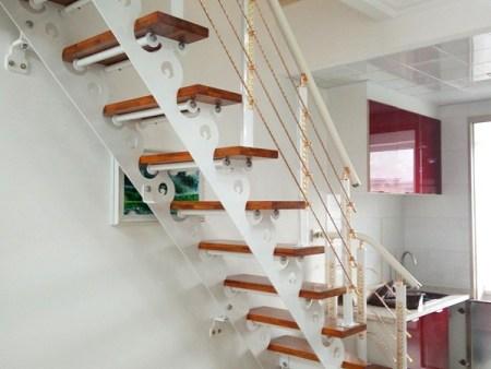 大連閣樓樓梯哪家好_實惠的閣樓樓梯上哪買