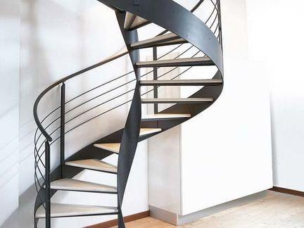 沈陽旋轉樓梯廠家,優質的旋轉樓梯—博鑫藝樓梯