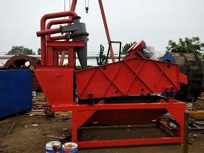 山东专业的山东沙石分离机械厂家_细沙回收机械
