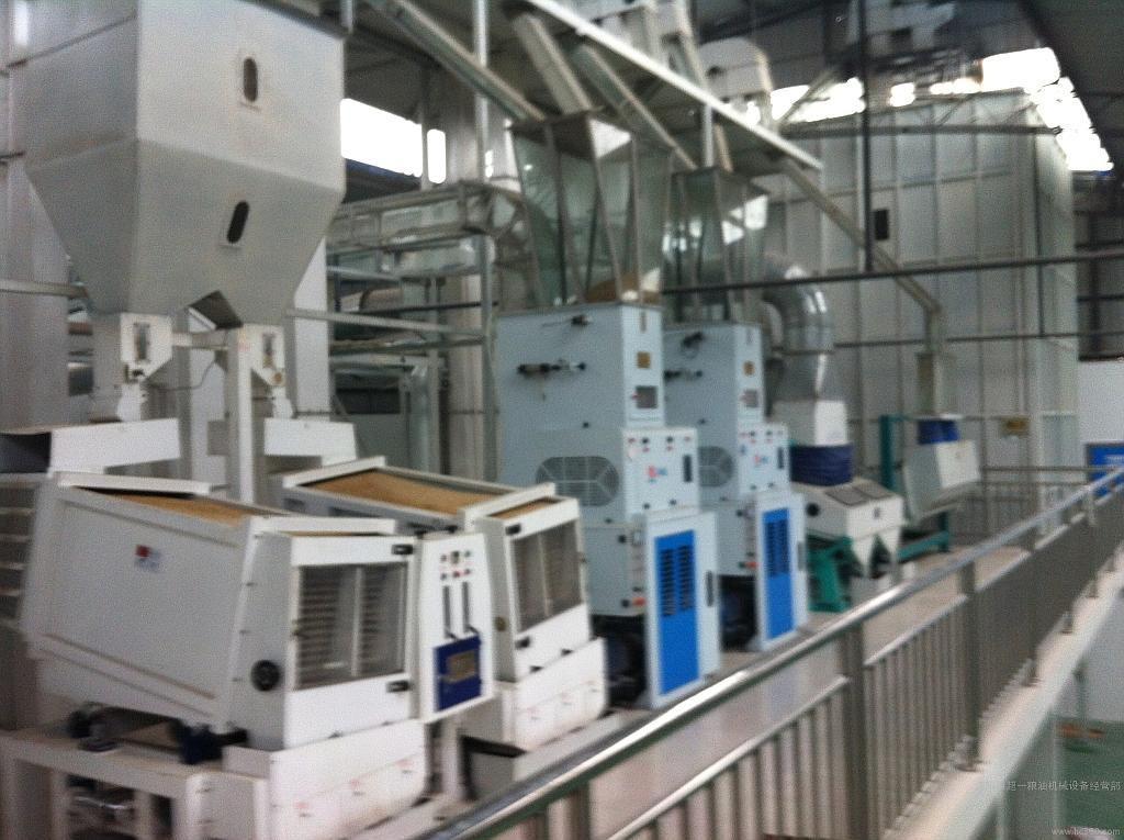 大米鋼架式加工設備廠家-開封品牌好的大米鋼架式成套設備哪家買