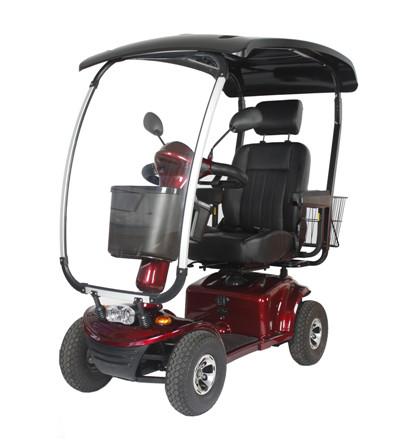 优质的带棚老年代步车供应商当属维峰机械 厦门带棚老年代步车价格