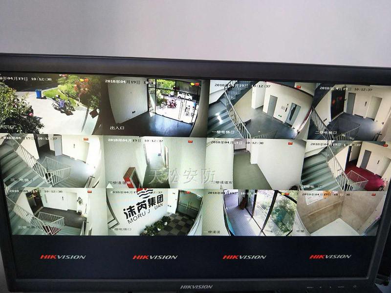 广东实时视频监控系统安装-购置视频监控系统就到天松电子